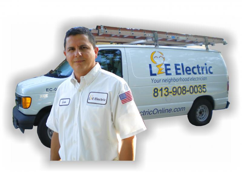 Luis Espel, LEE Electric