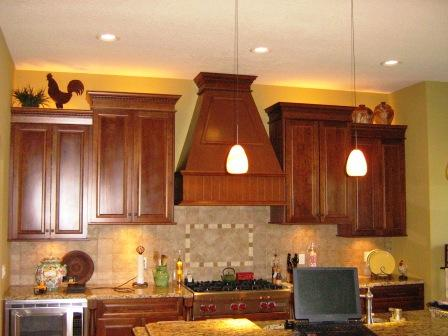 Kitchen Lighting Installation Electrical Services In Hillsborough