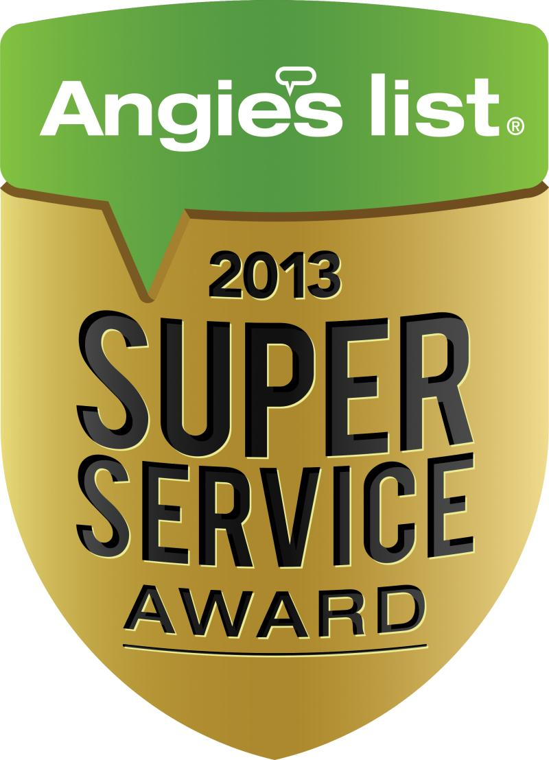 Lee Electric Super Service Award 2013